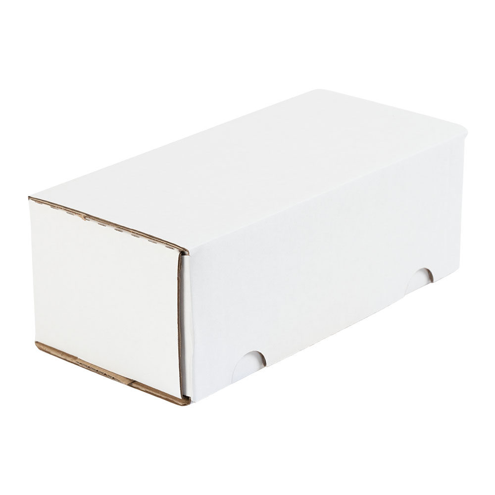 220x110x80mm Single Wall White Postal Boxes