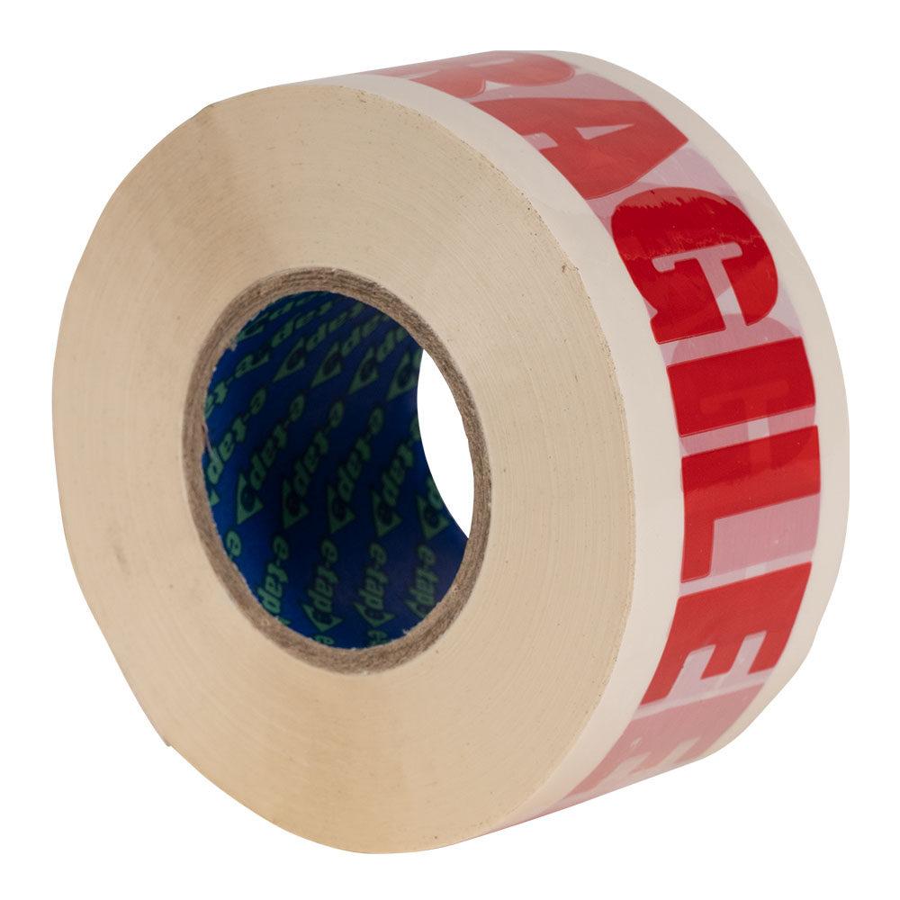 Fragile Printed e-tape