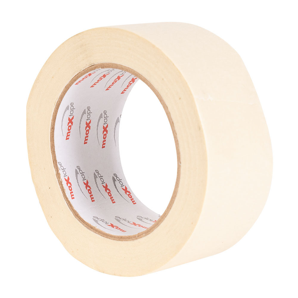 Premium 50mm x 50M Masking Tape
