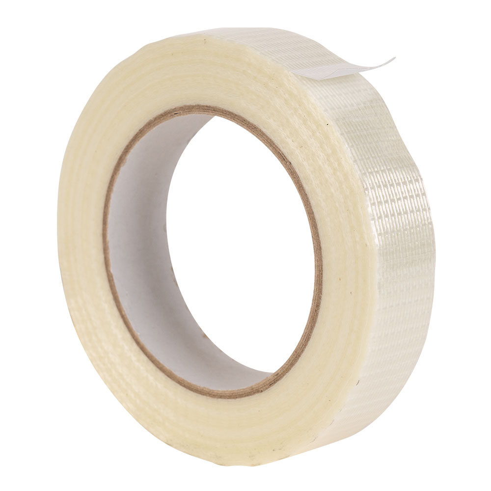 25mm x 50M Crossweave Tape