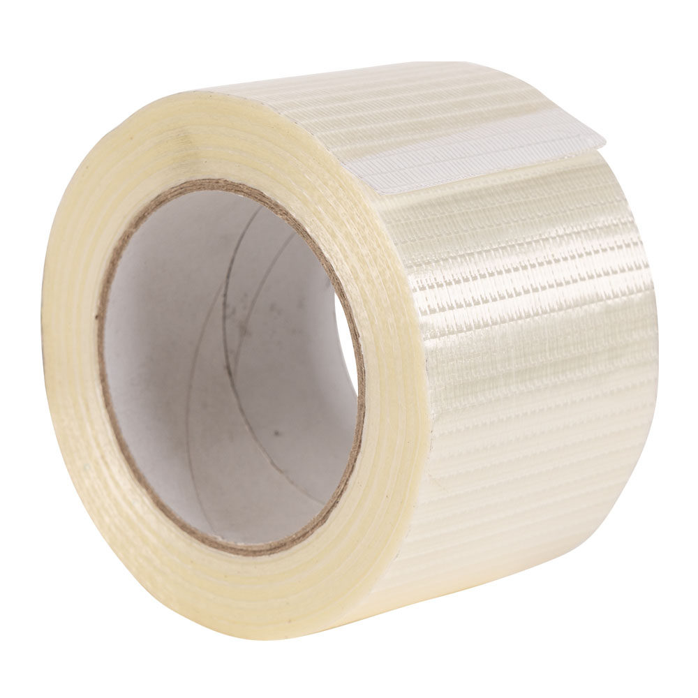 75mm x 50M Crossweave Tape