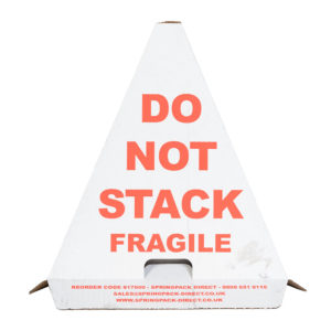 'DO NOT STACK' Pallet Top Cone