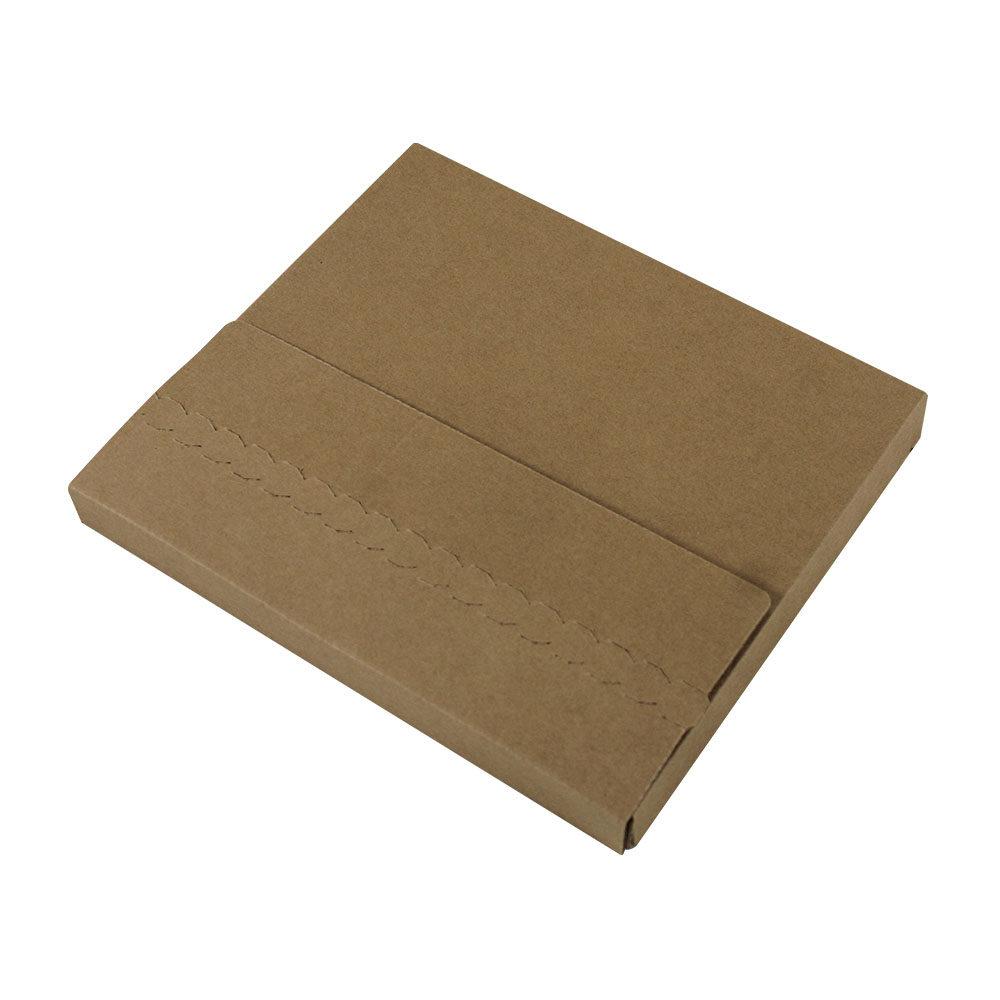 Brown Postal Box