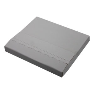 150x125x95mm Single Wall White Postal Boxes