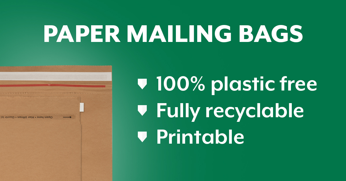 Paper Mailing bags