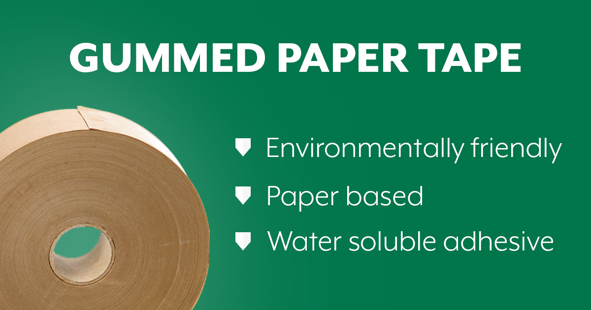eco friendly tape