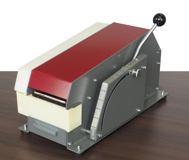Semi-Automatic Gummed Paper Tape Dispenser