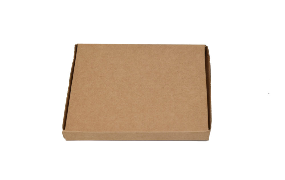 220x190x19mm Single Wall Brown Letter Mailers