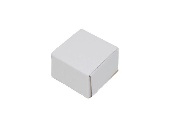 100x110x70mm Single Wall White Postal Boxes