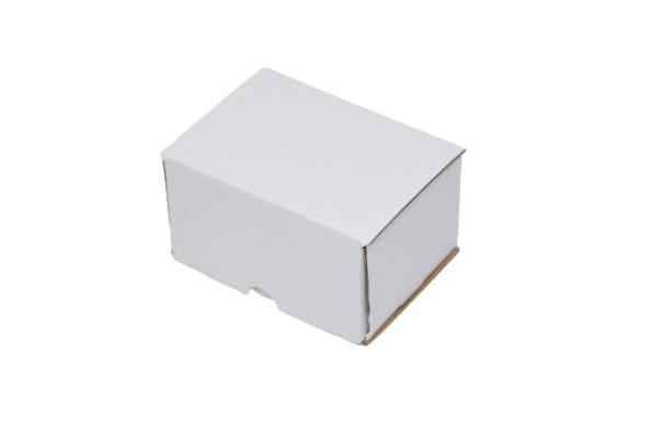 140x110x80mm Single Wall White Postal Boxes