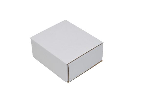 160x150x70mm Single Wall White Postal Boxes