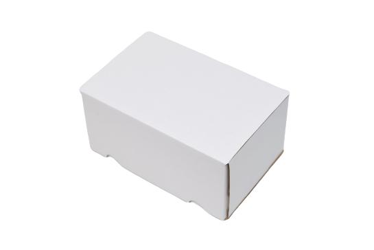220x150x100mm Single Wall White Postal Boxes