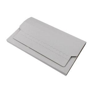 White Bookwraps