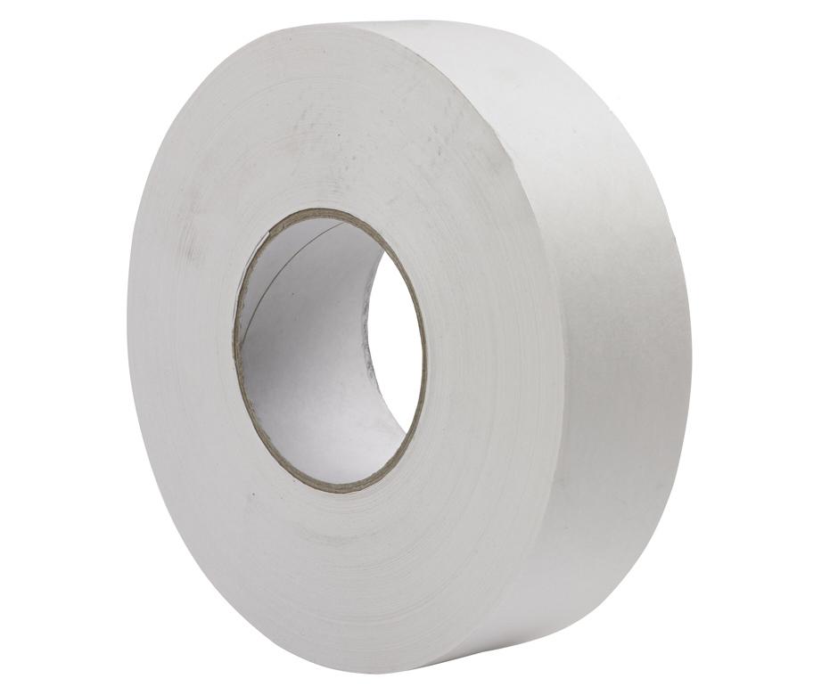 50mm White Gummed Paper Tape