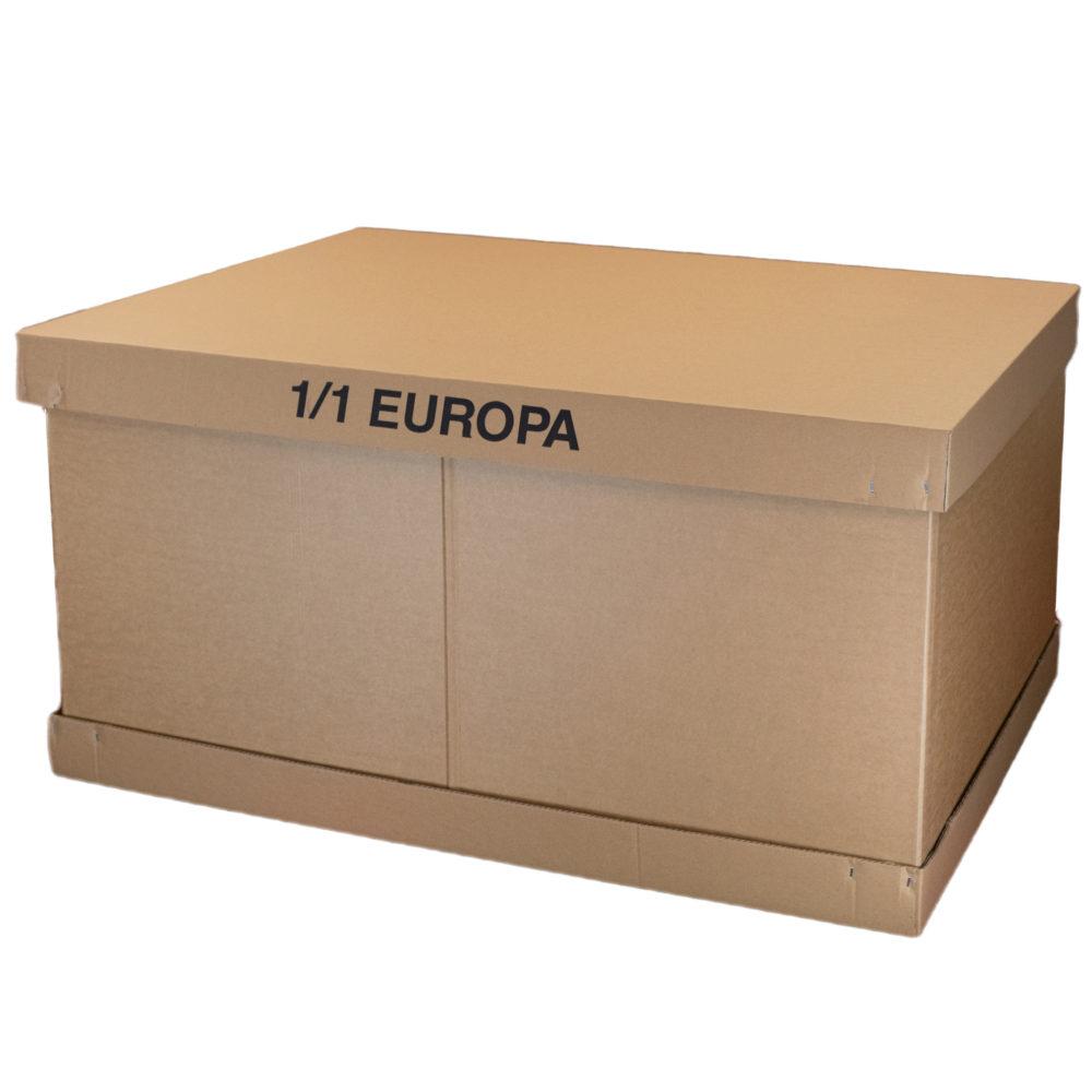 Full Europa Pallet Case