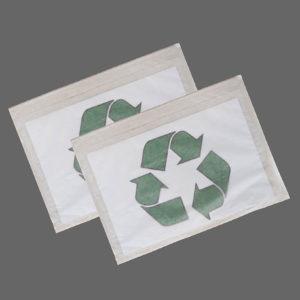 A5 Ecopaper Plain Document Wallets