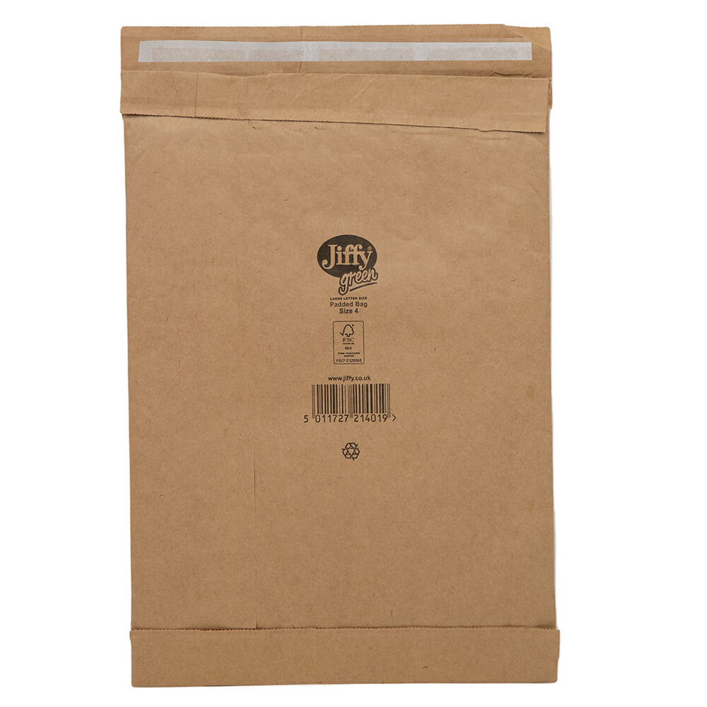 Size 4 Jiffy Padded Bags