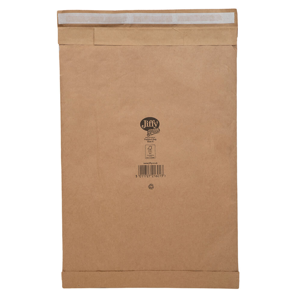 Size 6 Jiffy Padded Bags