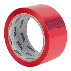 50mm x 66M Red Denva™ PP Tape