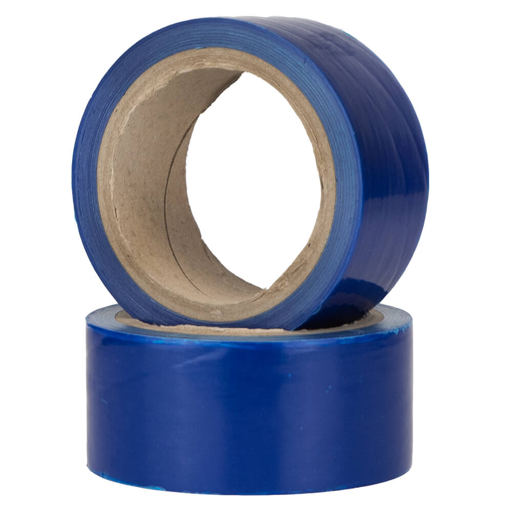 Blue Low Tack Protection Tape