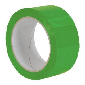 50mm x 66M Green Vinyl Tape