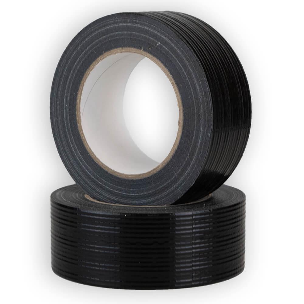 Black Waterproof Cloth Tape