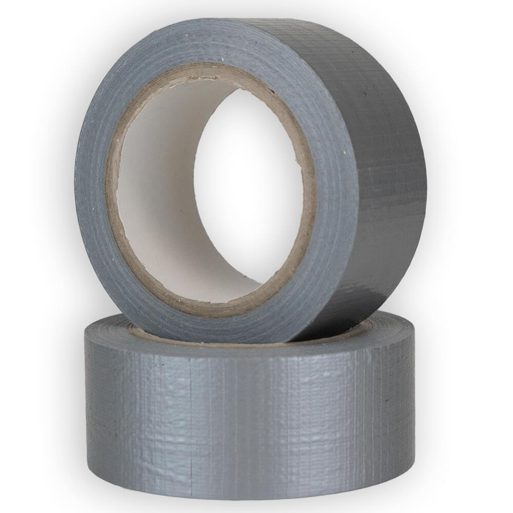 Silver Waterproof Cloth Tape
