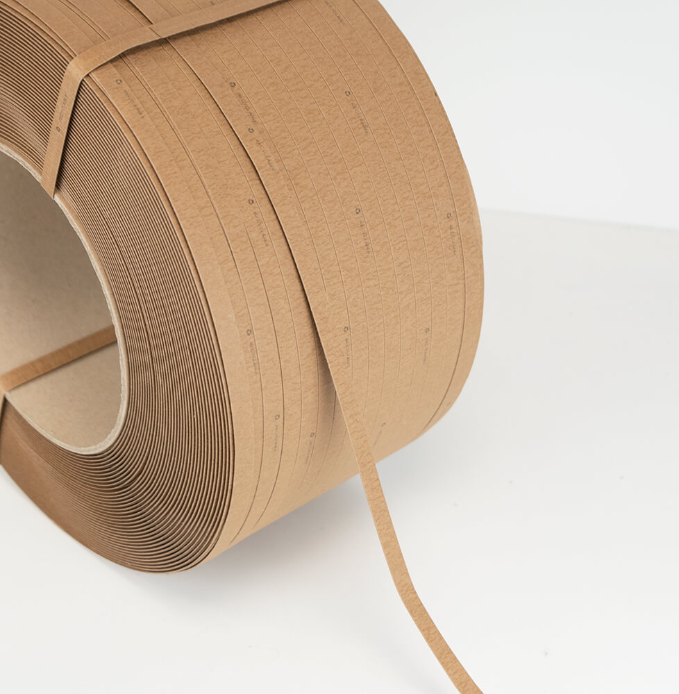 Paper Strapping