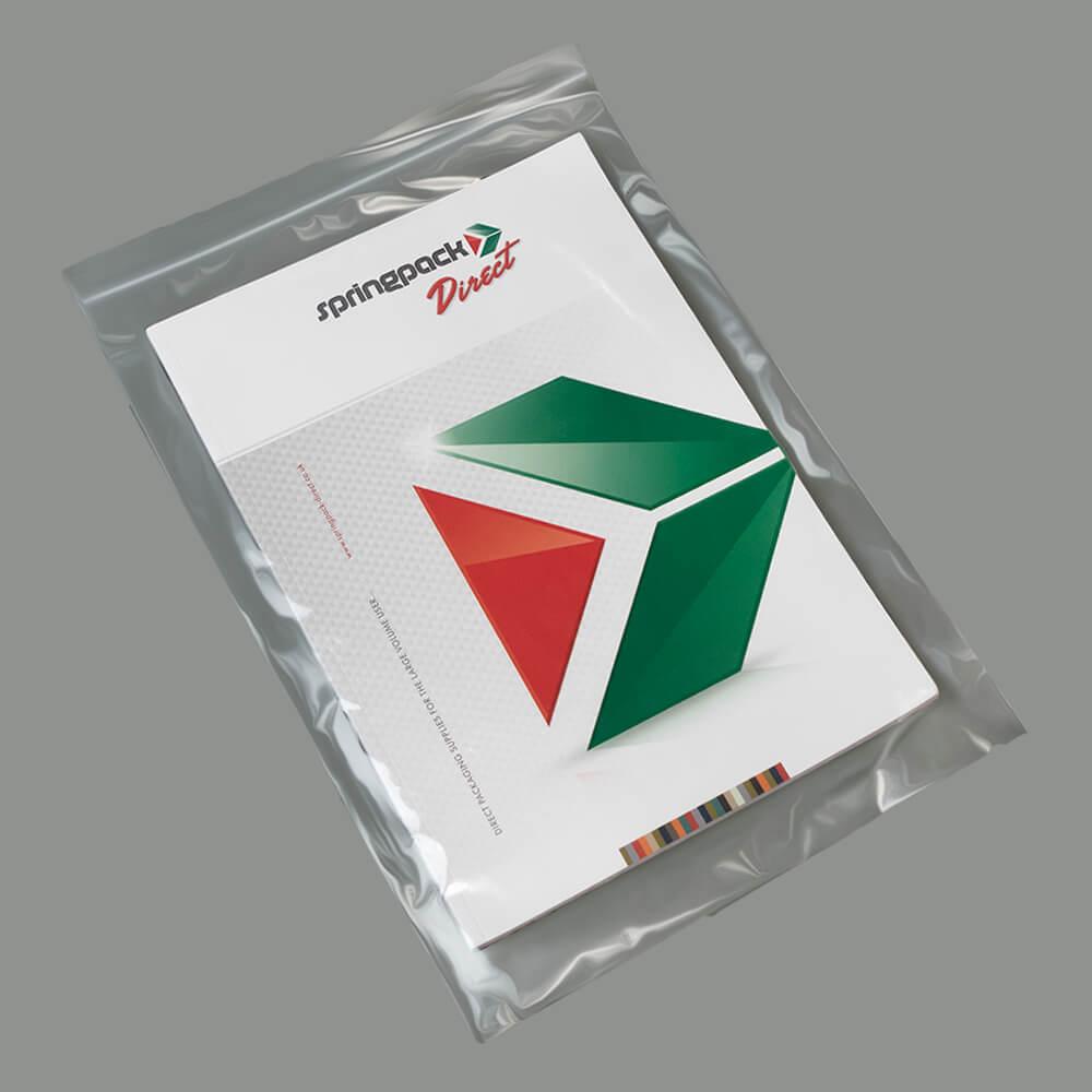 PG 14 Plain Reseal Bags