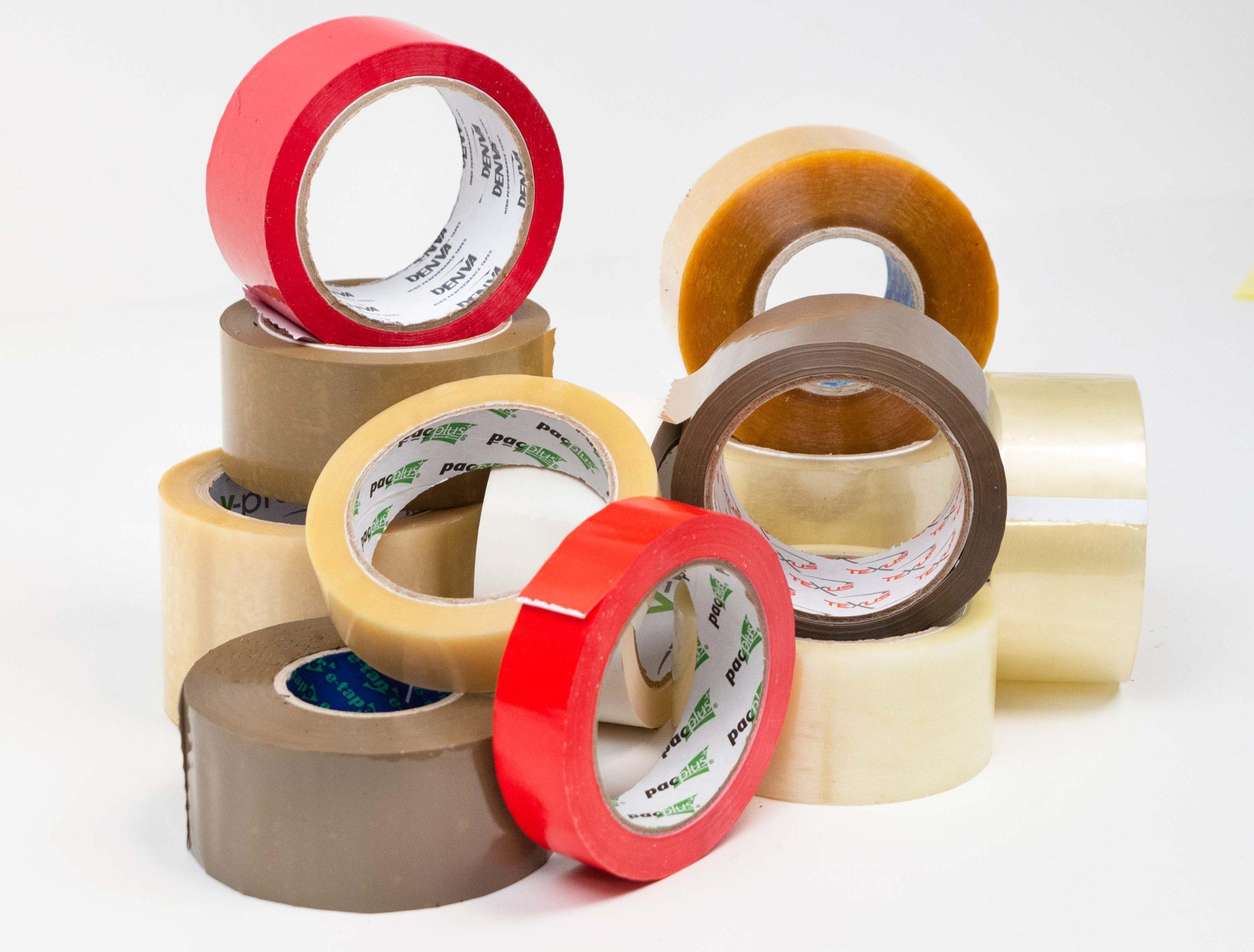Tape Usage