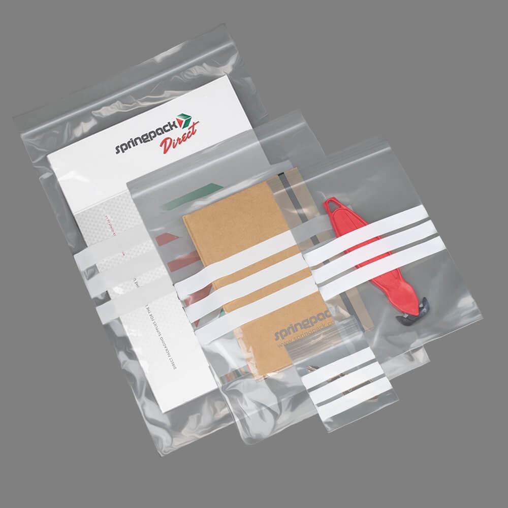 grip seal bags write on panel