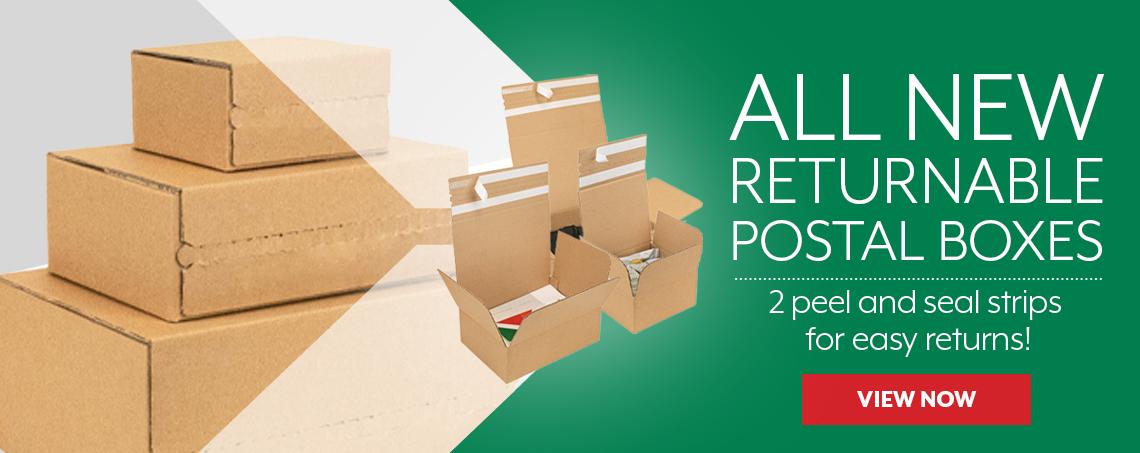 Returnable Postal Boxes